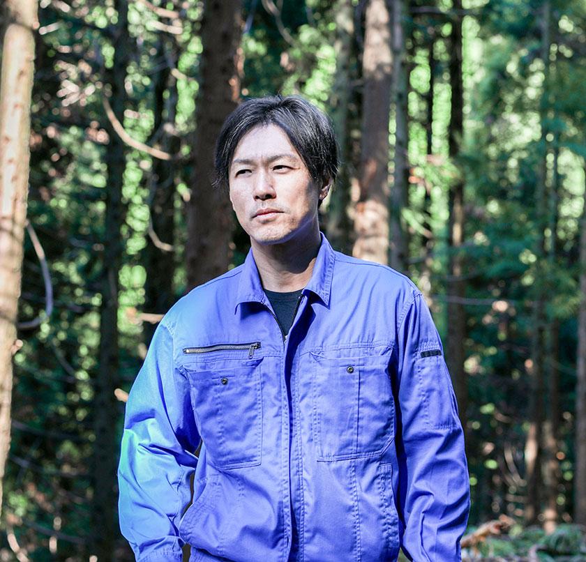 代表取締役 中野 篤